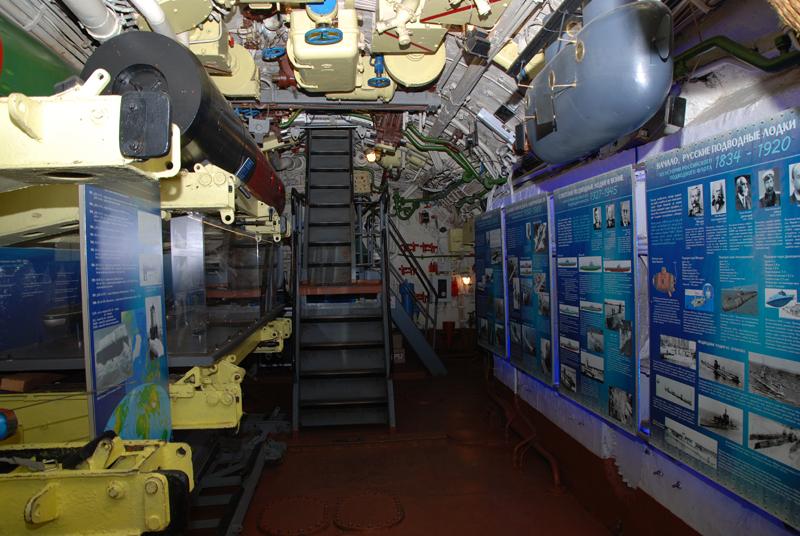 калининград подводная лодка адрес