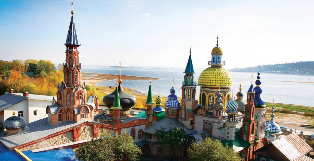 Картинки по запросу храм всех религий казань фото
