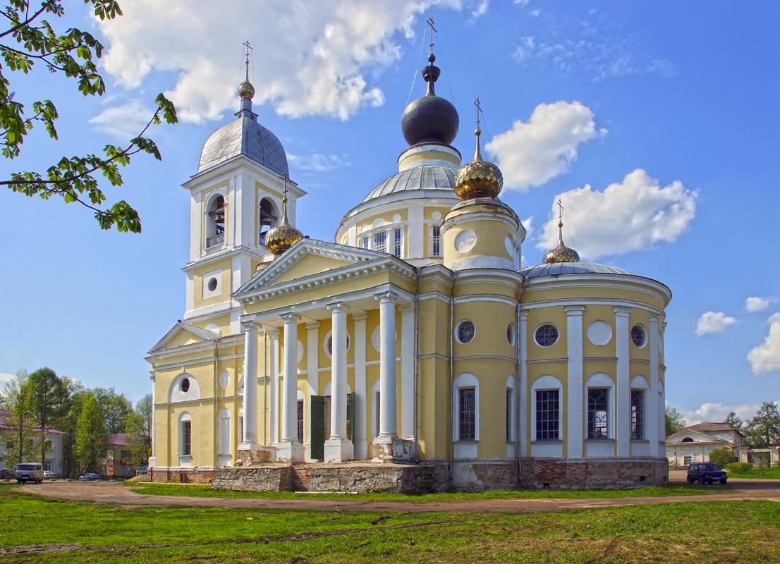 Старейший собор и «МышГород»